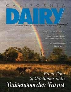 California Dairy Digital Magazine: November Issue